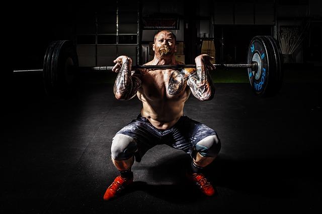 ציוד ספורט ביתי לפיתוח גוף
